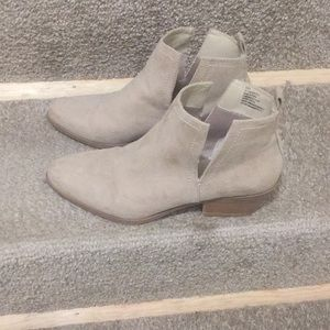 Just Fab like new booties
